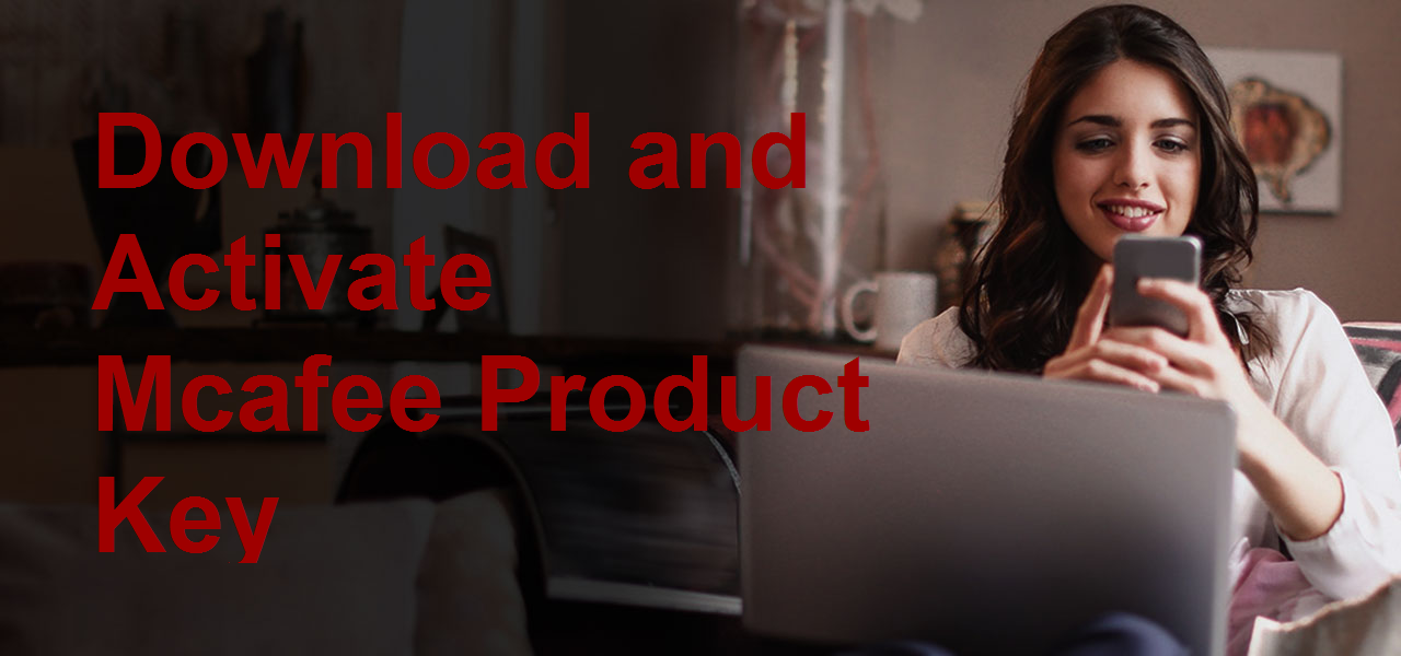 download and activate Mcafee