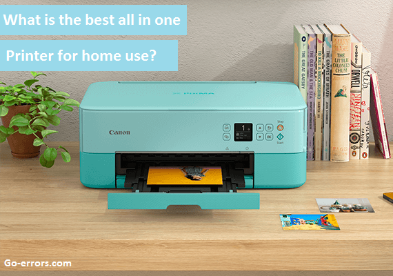 what is the best all in one printer for home